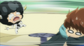 Tsuna and Lambo after the machine is controlled by Verde.png