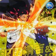 004/04R Tsunayoshi Sawada & <a href=