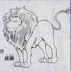 Manga appearance.