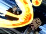 Flame-Enhanced Punch