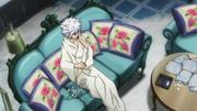 Byakuran, Calm but Pissed