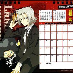 September: Lambo & Gokudera