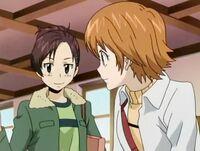 Kyoko meets Haru