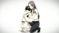TYL Bianchi Comforts Haru