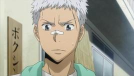 Ryohei Sasagawa rostro