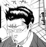 Ichiro es disparado