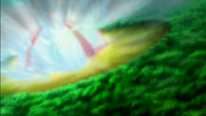 Colmillo Solar de la Tormenta Explosión