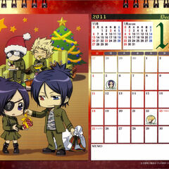 December: Chibi Kokuyo gang