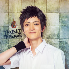 Ryōsuke Yamamoto as <a href=