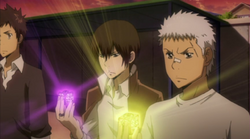 Ryohei and Hibari Worthy