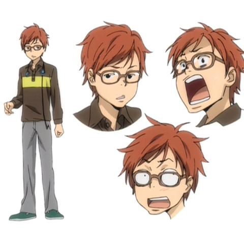Present Shoichi.