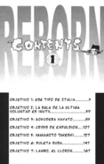 Volumen 1 contenidos