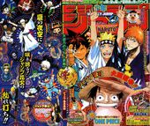 Shonen Jump 2005 Issue 36-37