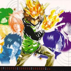 May/June: <i>Weekly Shonen Jump</i> cover