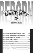 Volumen 3 contenidos