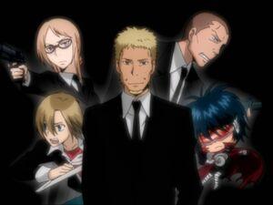 CEDEF anime