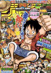 Shonen Jump 2012 Issue 36-37