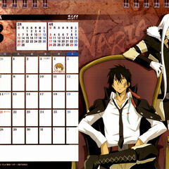 March: 10YLXanxus and 10YLSqualo