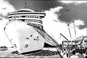 De crucero