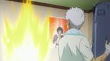 Knuckle se desprende del Anillo Vongola frente de Ryohei
