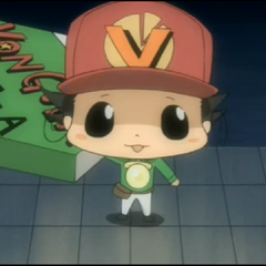 Vongola Pizza Delivery guy.