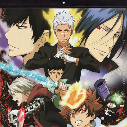 Cover: Vongola 10th generation