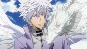 Byakuran y el Dragón Blanco