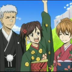 Haru's Kimono.
