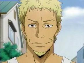 Iemitsu Sawada rostro