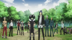 Vongola Stand Tall