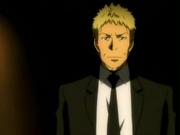 Iemitsu In His Mafia Suit