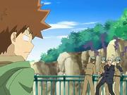 Ryohei pide pelear contra un oso