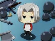 Gokudera as a kid