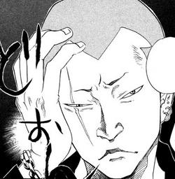 Jiro Shibaki manga