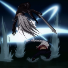 8th form. Used against Squalo.