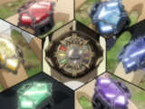 Vongola Rings