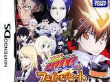 Katekyō Hitman Reborn! DS Fate of Heat Honō no Sadame