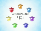 Arcobaleno Pacifiers