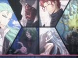 Seis Coronas Fúnebres