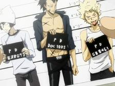 Mukuro (Lancia), Ken, & Chikusa