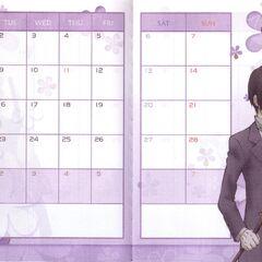 February: Hibari