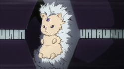 Vongola Cloud Hedgehog