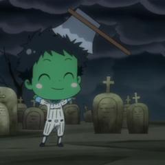 The Merry Zombie Yamamoto.