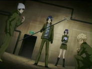 Kokuyo Junior High Gang