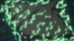 Lightning-type Electric Ray
