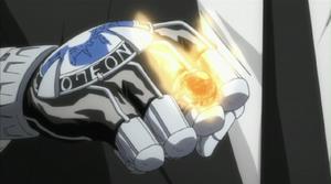 Tsuna's Sky Flame