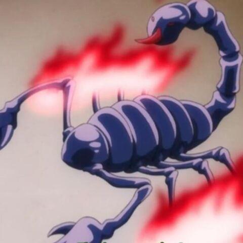 Scorpione di Tempesta