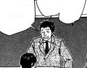Profesor de matemáticas manga
