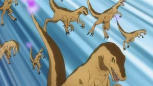 Velociraptores de la Nube