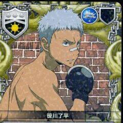 056/01R Ryohei Sasagawa